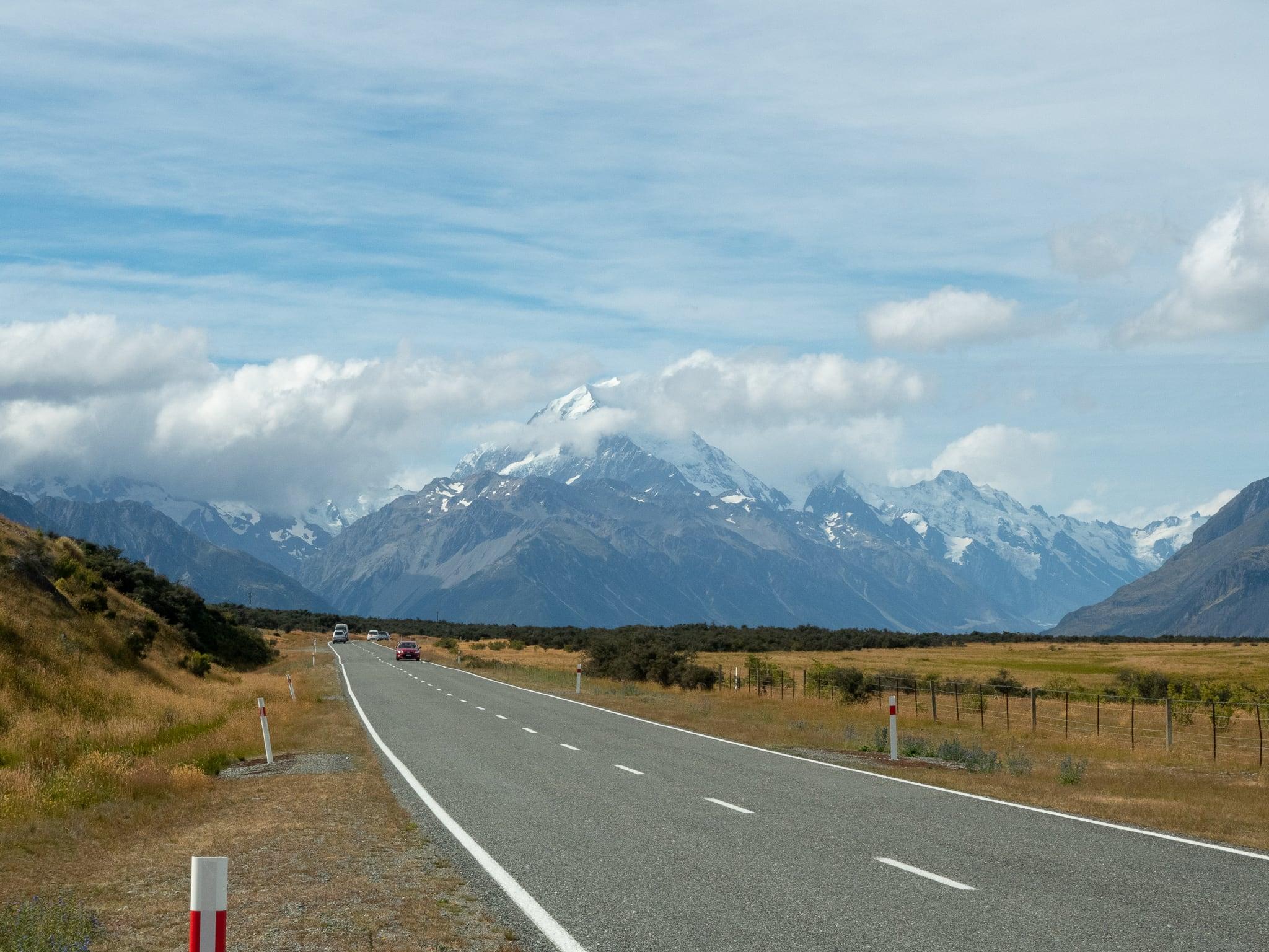 664: Mount Cook
