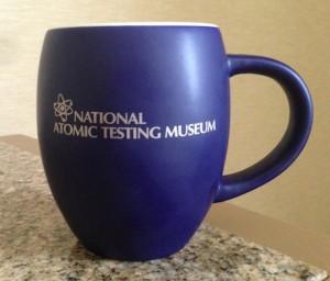 National Atomic Testing Museum mug